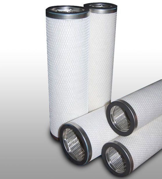 gas separation cartridges